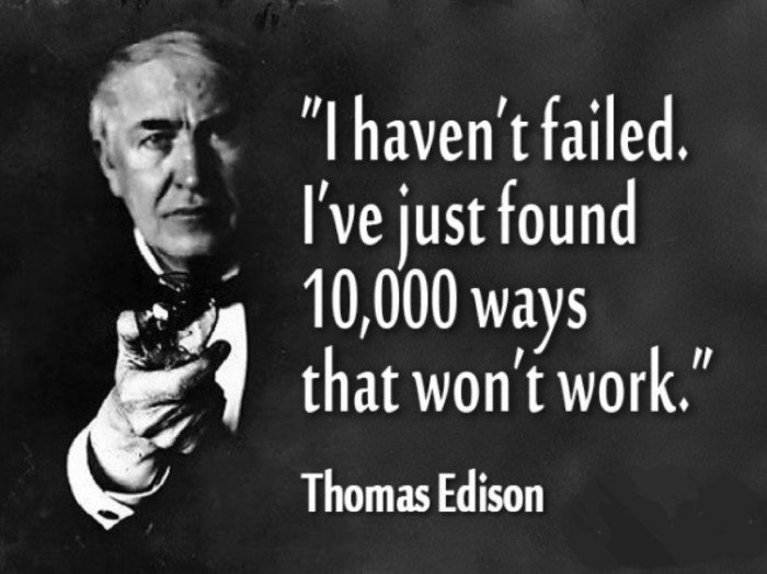 9 lessons of a failed Entrepreneur