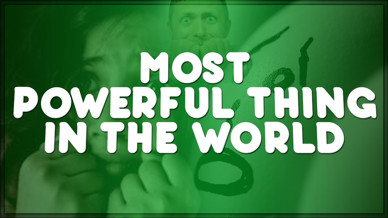 Powerful thing in the world- Thoughts. know about it!