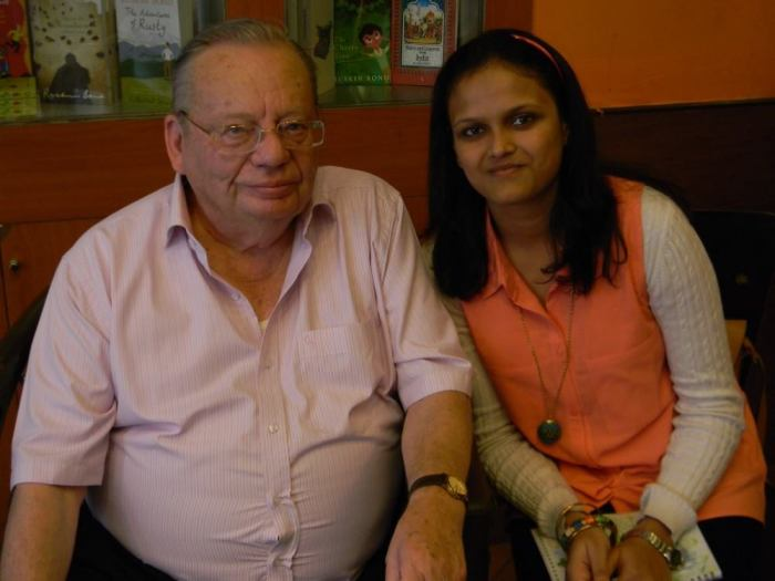 An Inspiration to the budding Writers, Ruskin Bond