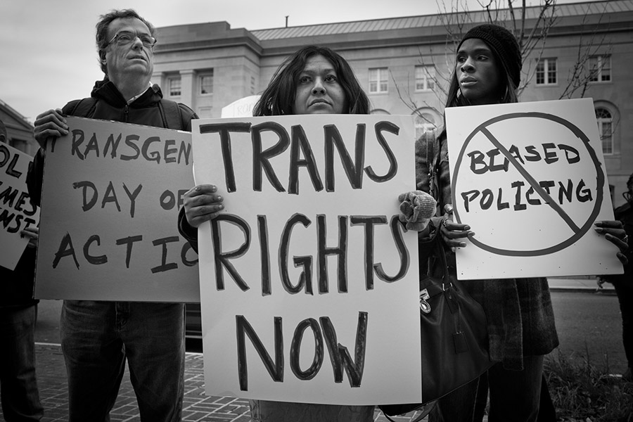 We Don't Want Sympathy: A Letter On Behalf Of the Transgender Community