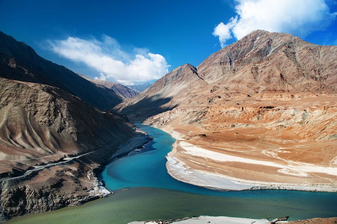 Ladakh is a dream to visit for every Indian