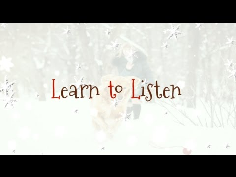 Learn to just listen. Learn to keep your judgment to yourself