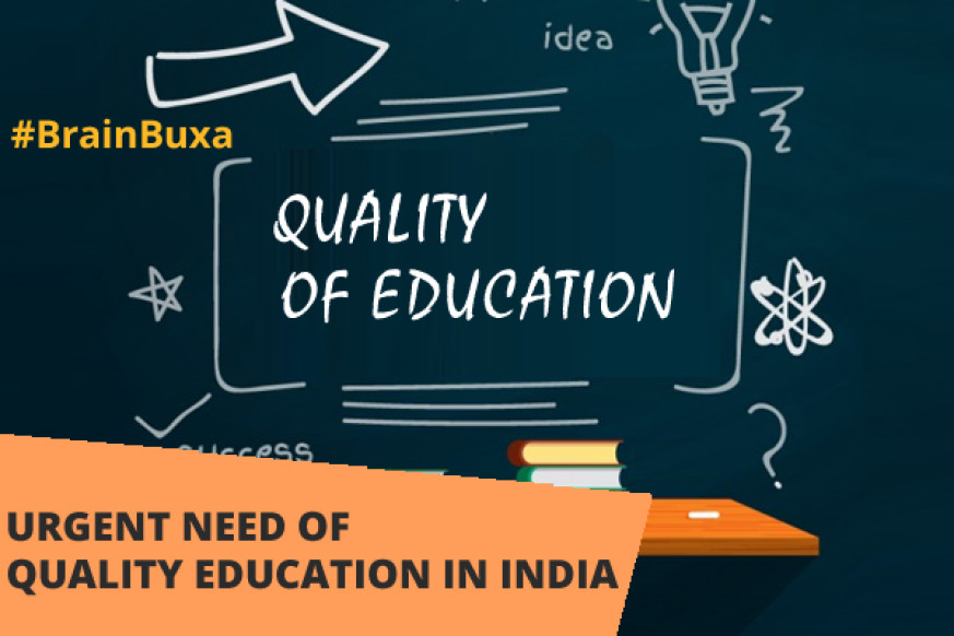 5 reasons why India is lagging in education