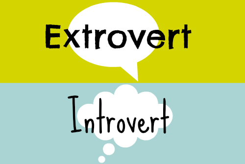 Not an extrovert; nor an introvert. It helps to be an Ambivert!