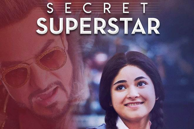 What Secret Superstar has for us?