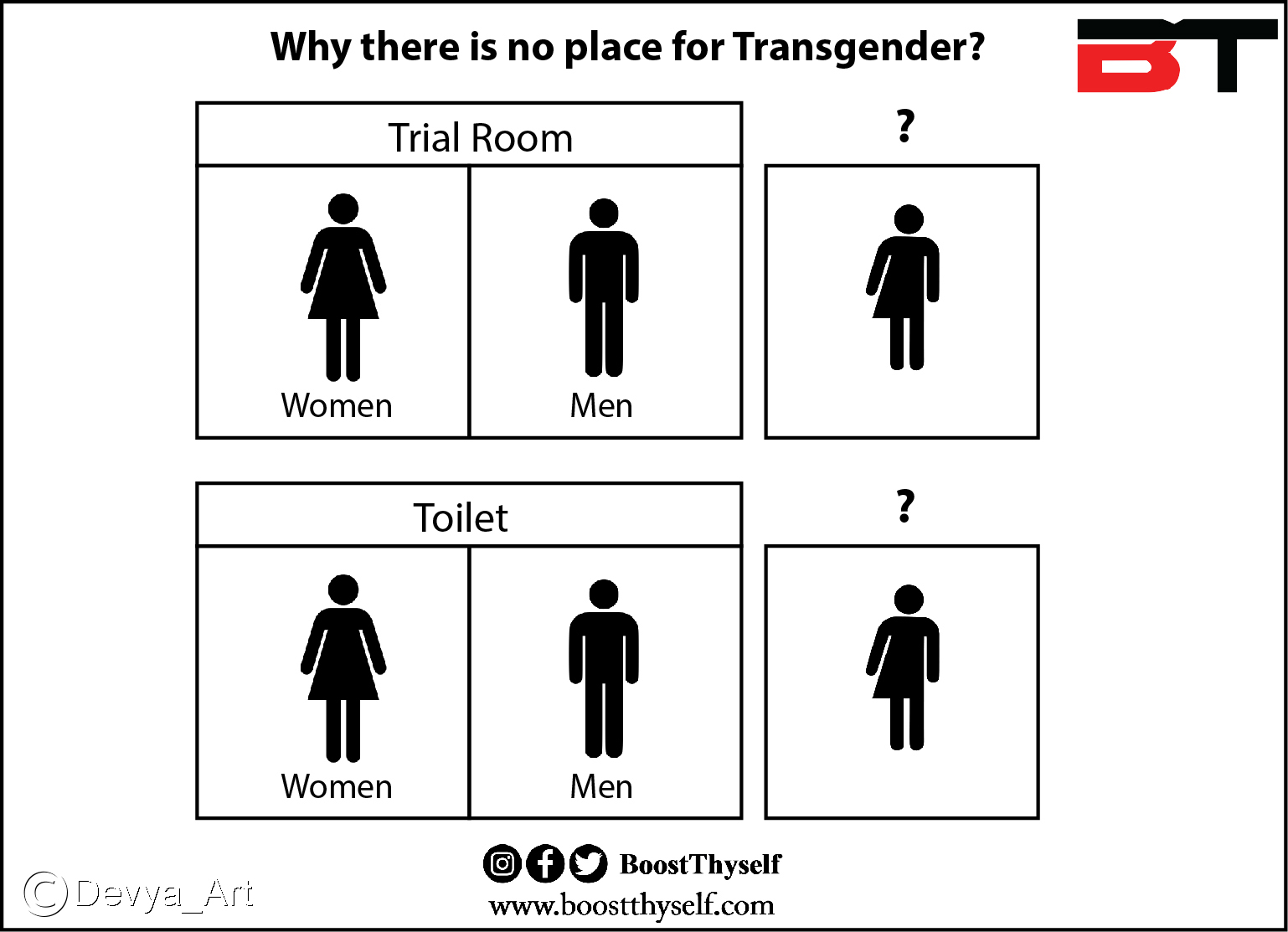 Transgenders are equally human