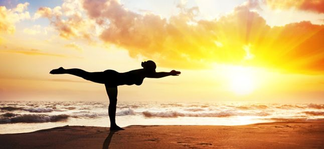 Living a Healthy Life – Yoga way