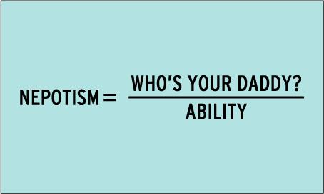 Some facts about Nepotism which you must know