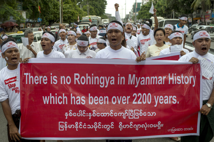 All You need to know about Rohingya Crises!