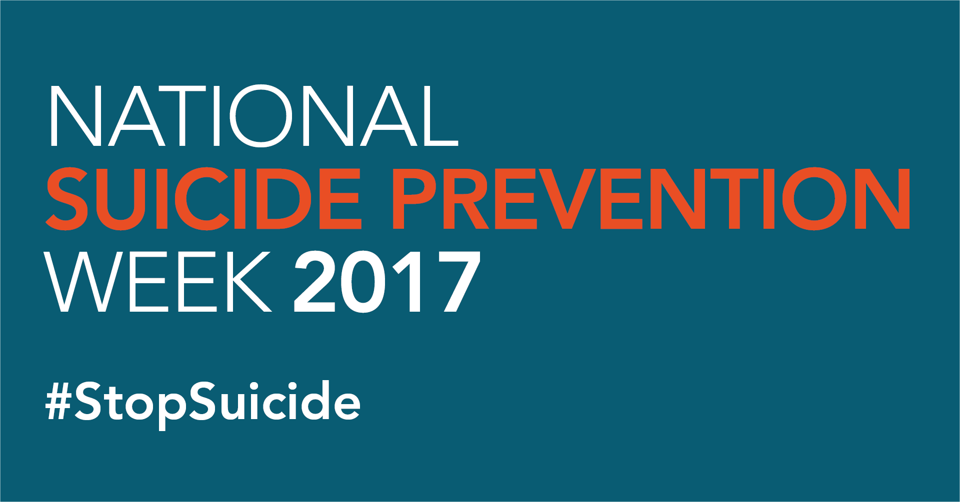 Suicide Prevention Week: Don't Look For Excuses and Start Talking About the Real Problems