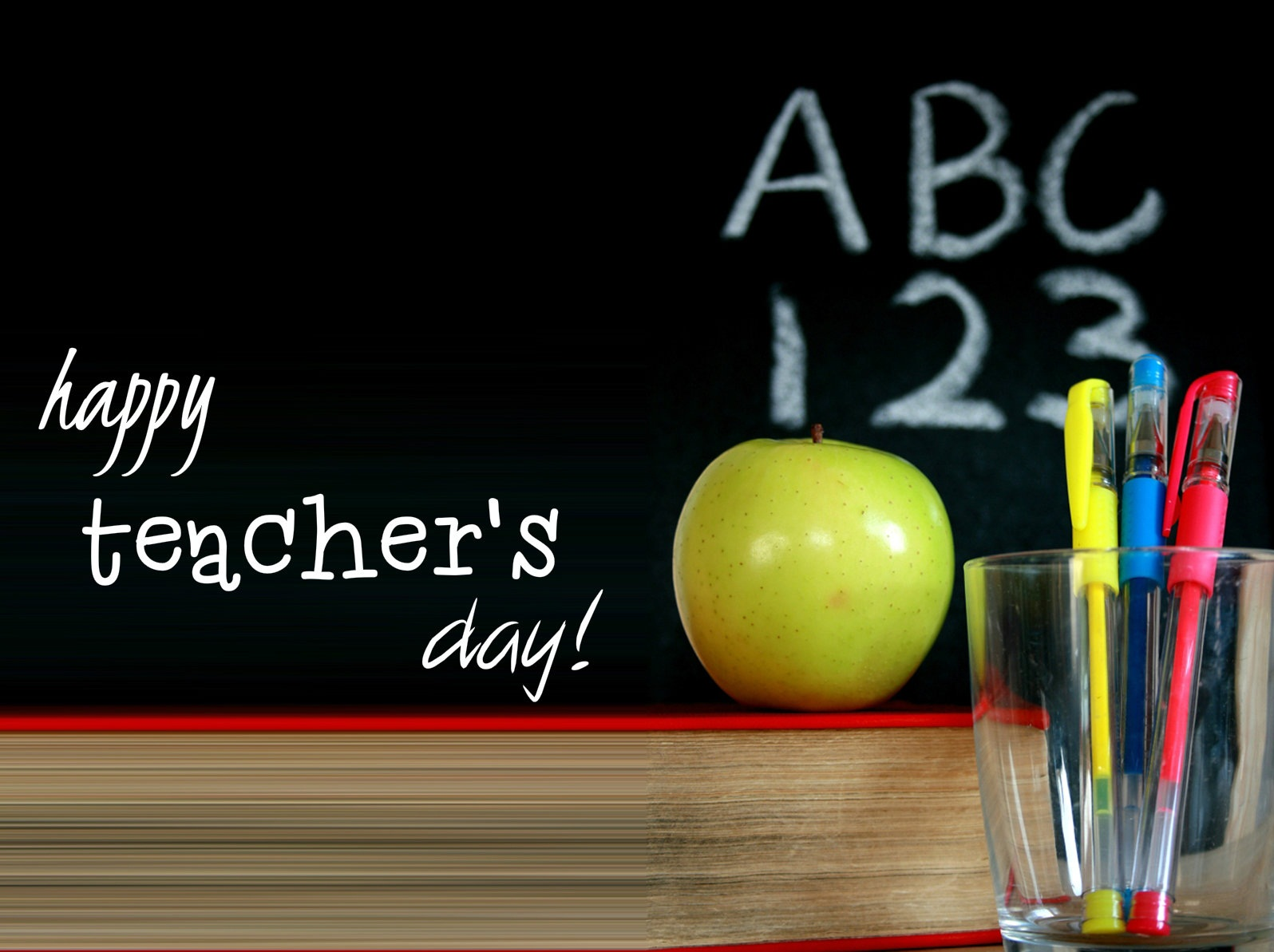 Is Apple Significant for Teacher's Day?
