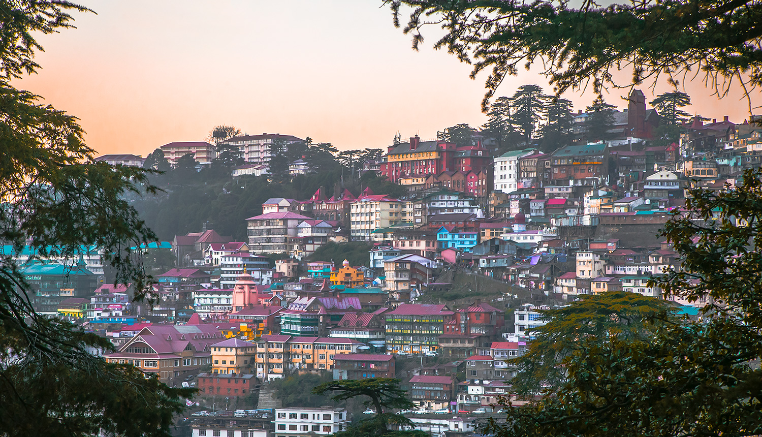 Shimla, the best choice for your next tour!