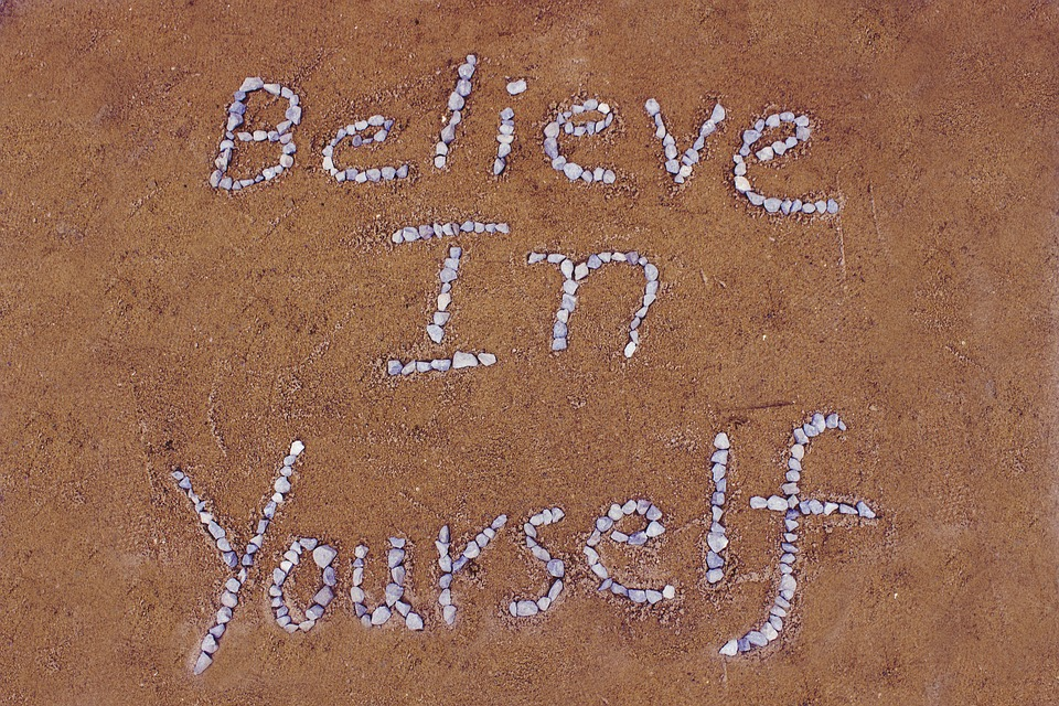 Be Thyself for what you are!