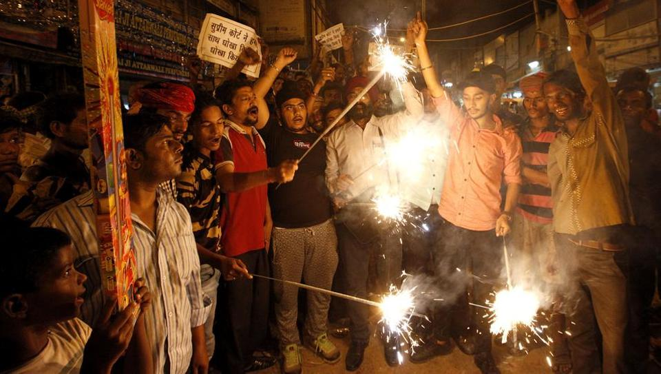 Profit or loss for the crackers retailers and manufacturers?