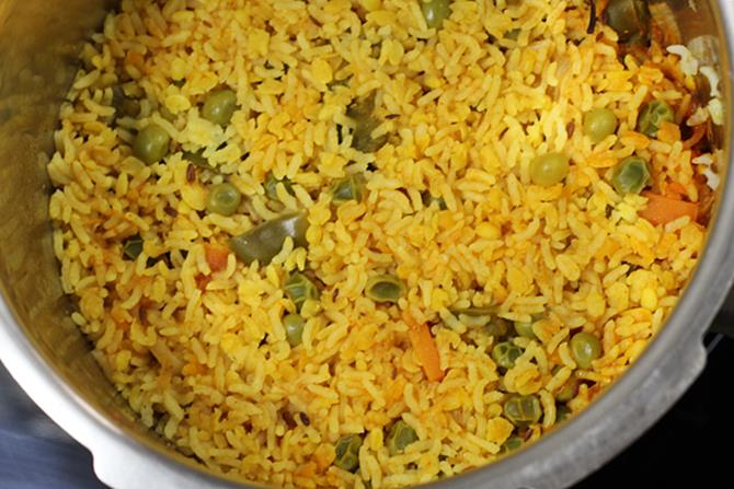 KHICHDI – A NATIONAL FOOD?