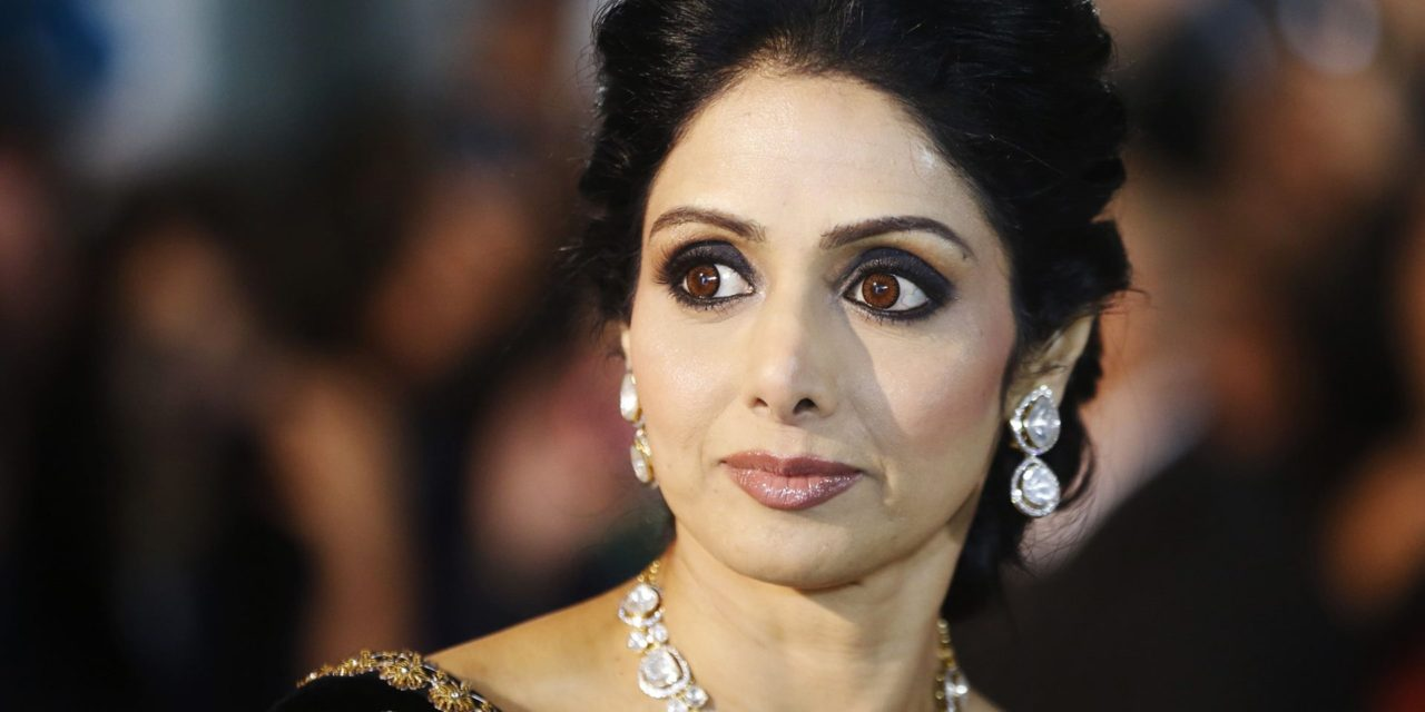 Sridevi: The Brightest Star in the Bollywood Universe