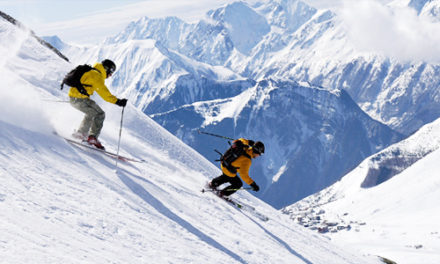 Auli – The  Skiing Land !