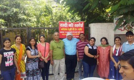 Dadi Ki Rasoi- A Noida Based Man's Initiative to provide Ghar Ka Khana to all!