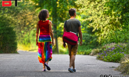 Walk & Talk, Clap in Gap-Benefits of Walking and Clapping